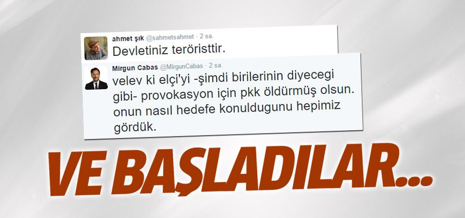 Mirgün Cabas ve Ahmet Şık Tahir Elçi için devleti suçladı