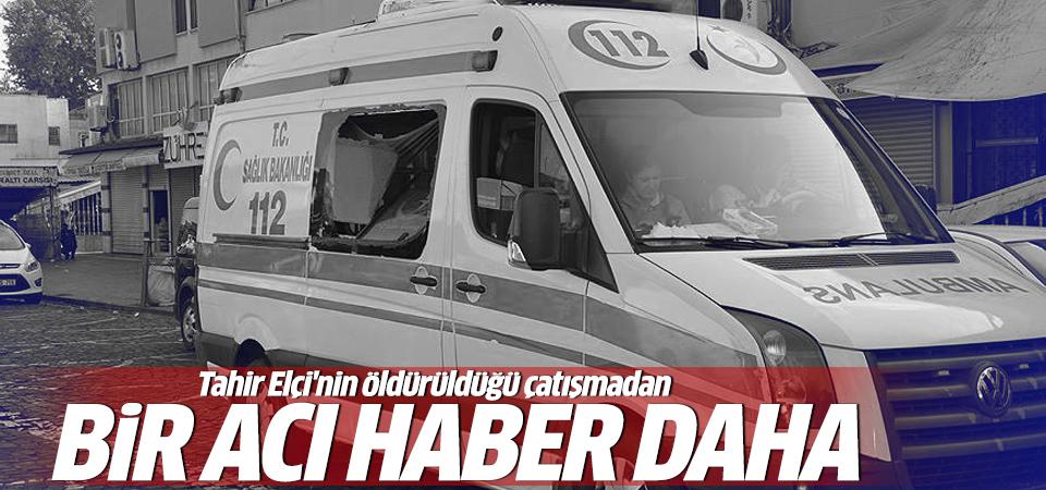 Terör saldırısında yaralanan polis şehit oldu