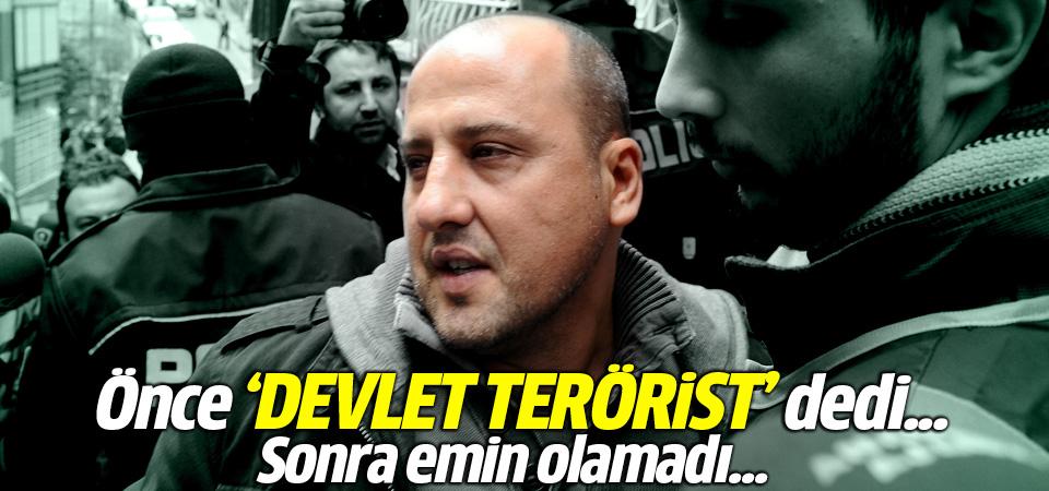 Ahmet Şık'ın TERÖRİST DEVLET şaşkınlığı!