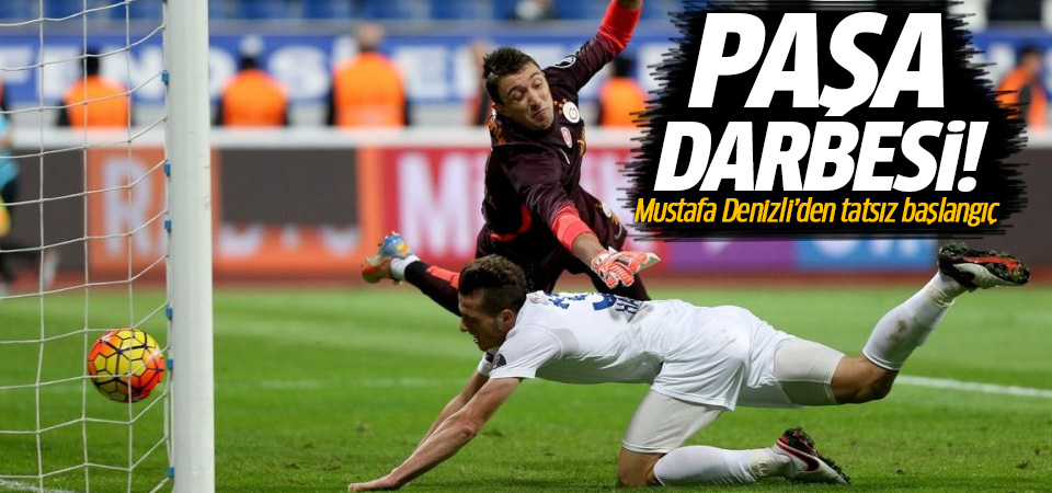 Galatasaray'a Paşa darbesi! 2-2