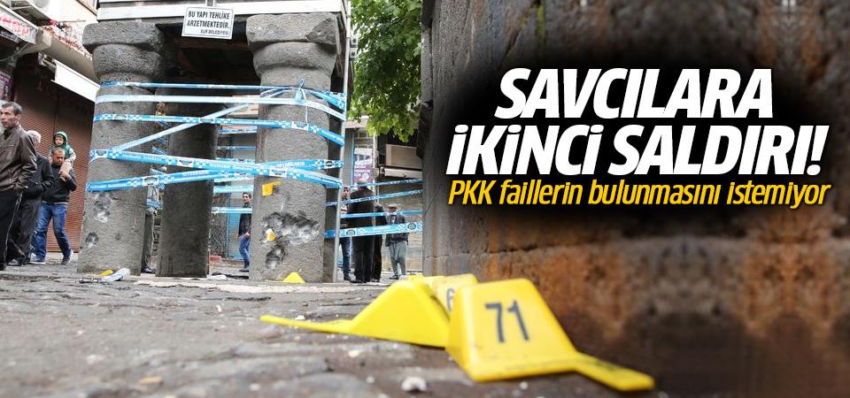 PKK'lılar inceleme yapan savcıya saldırdı!
