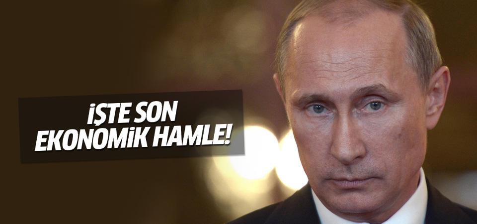 Rusya Türkiye'den sebze ve meyve alımını yasakladı