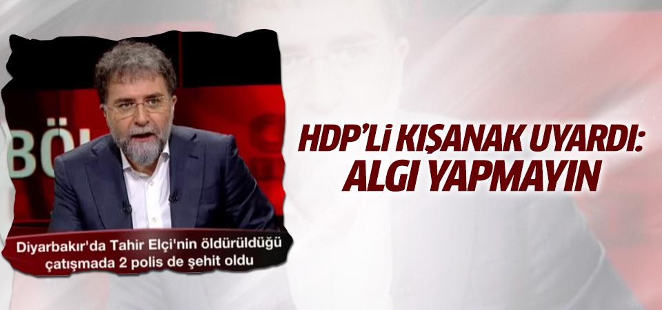 Gültan Kışanak Ahmet Hakan'a KJ'yi düzelttirdi