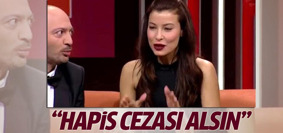 Müjde Uzman: Ceyhun Yılmaz hapis cezası alsın!