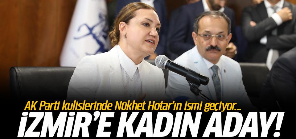 AK Parti kulislerinde Nükhet Hotar'ın ismi geçiyor…