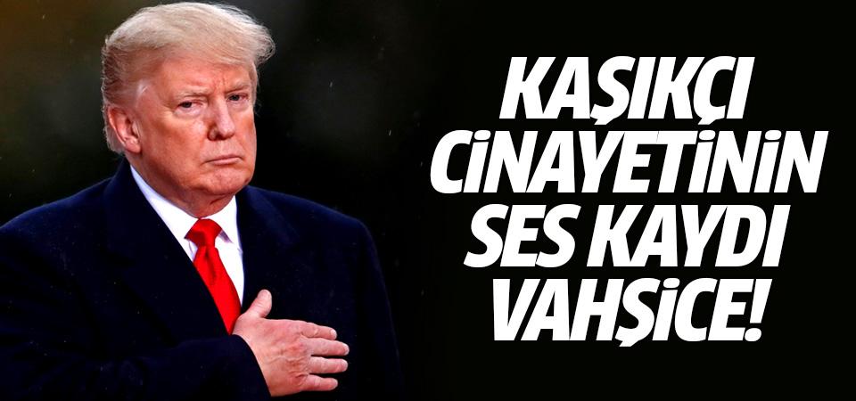 Trump'dan Cemal Kaşıkçı itirafı!