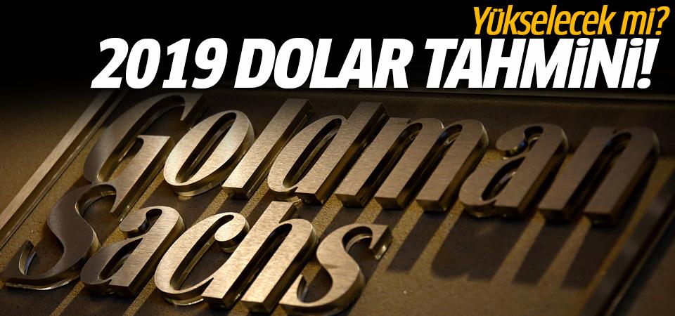 2019'da dolar tahmini yükselecek mi?