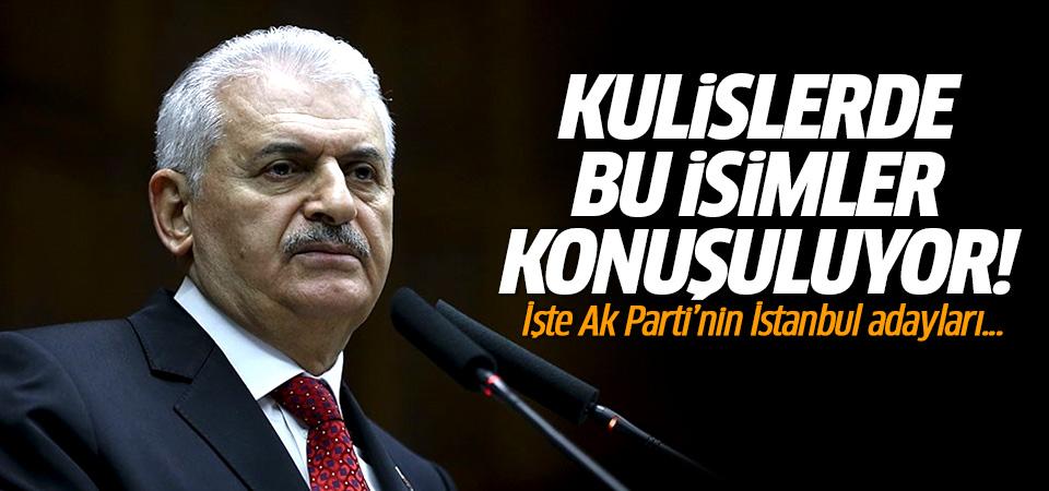 Kulislerde konuşulan adaylar! Ak Parti'de İstanbul'un ilçelerinde sürpriz isimler