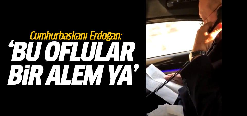 Erdoğan: Aylin bir dinle bu Oflular da bir alem ya!