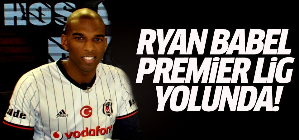 Ryan Babel Premier Lig yolunda!