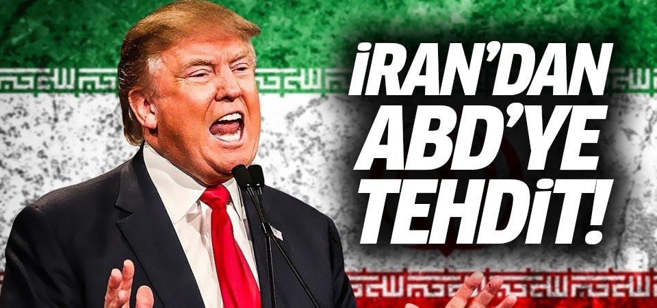 İran'dan ABD'ye tehdit! Dünya diken üstünde