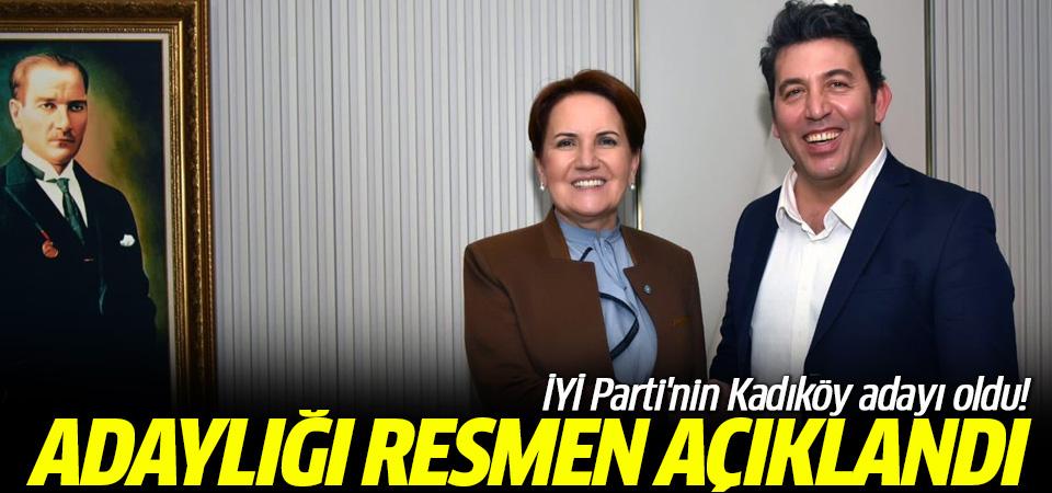 İP'in Kadıköy adayı oyuncu Emre Kınay oldu!