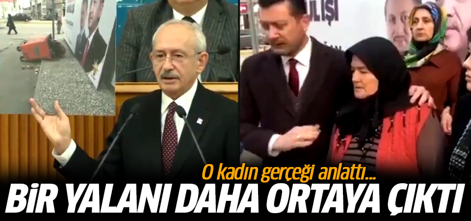 Kılıçdaroğlu'ndan 'Çöpten ekmek topluyor' yalanı! Gerçek ortaya çıktı