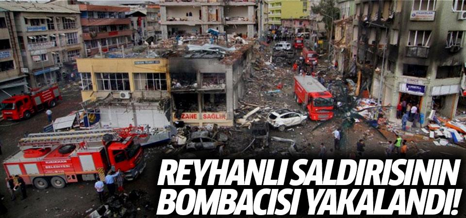 Reyhanlı saldırısının bombacısı yakalandı!