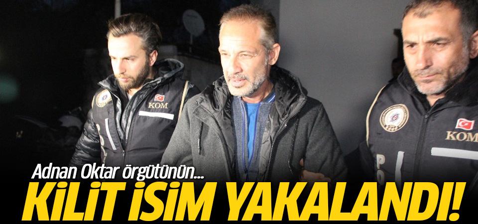 Firari isim Bodrum'da yakalandı!
