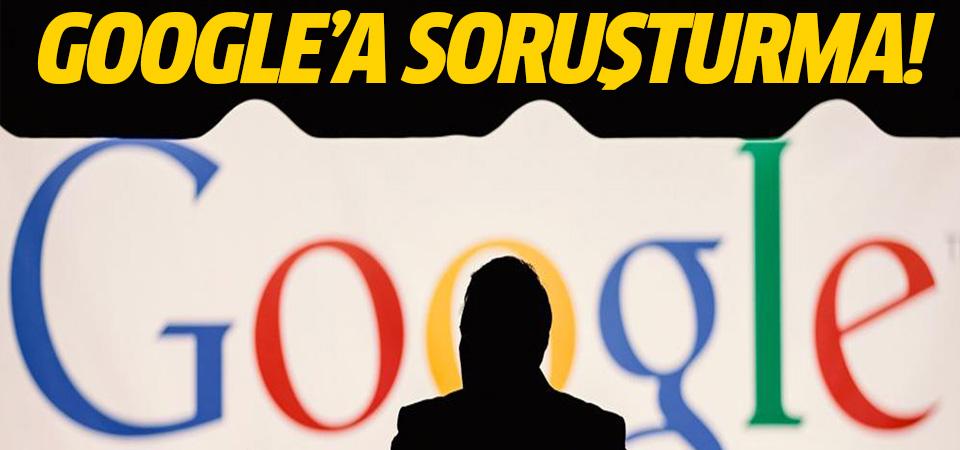 Rekabet Kurumu Google'a soruşturma açtı…