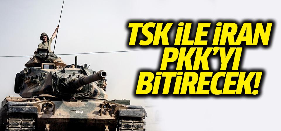 TSK ile İran'dan ortak operasyon! PKK bitecek