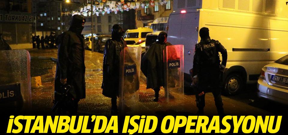 Eylem hazırlığındaki militan yakalandı! İstanbul'da IŞİD operasyonu