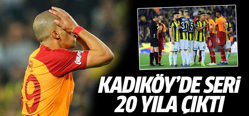 Kadıköy'de seri bozulmadı! 20 yıla çıktı…