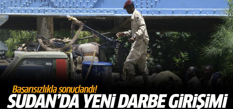 Sudan'da yeni darbe girişimi: Bertaraf edildi, 68 polis gözaltında