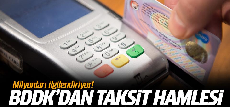 Kredi kartı taksitlendirme süreleri arttırıldı