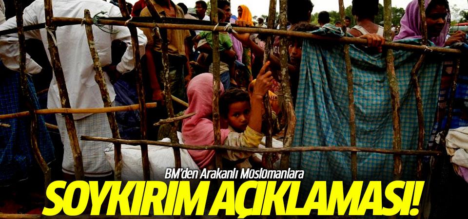 BM'den Arakanlı Müslümanlara soykırım açıklaması!