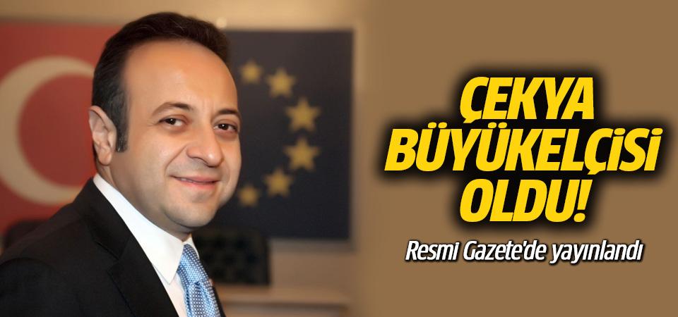 Resmi Gazete'de yayınlandı: Egemen Bağış resmen Çekya Büyükelçisi
