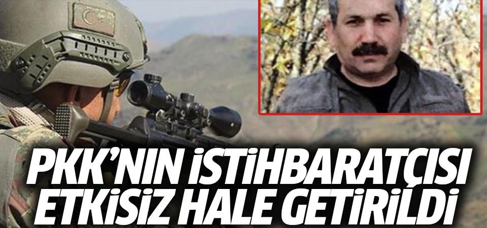 'PKK'nın istihbaratçısı' etkisiz hale getirildi