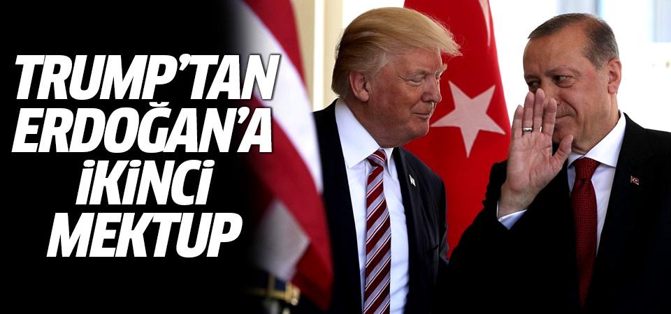 Trump'tan Erdoğan'a ikinci mektup
