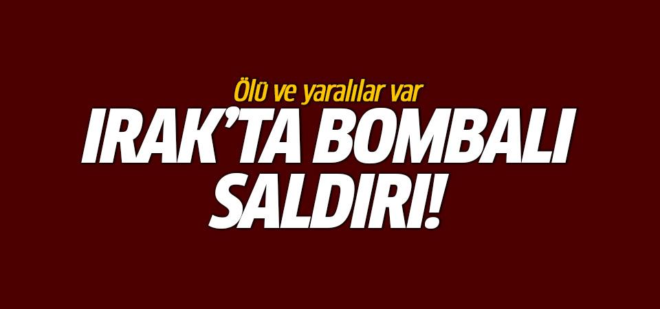 Irak'ta gösterilerin sürdüğü meydanda bombalı saldırı! Ölü ve yaralılar var