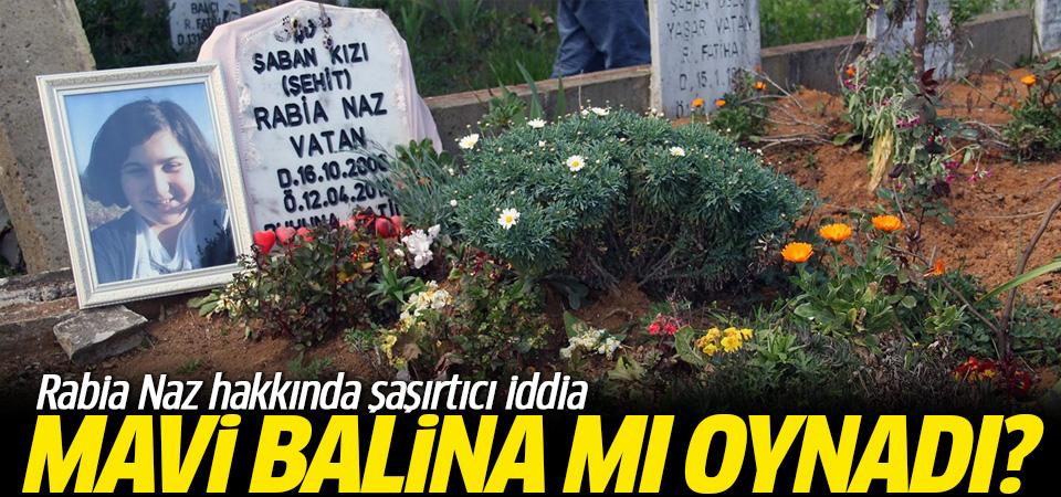 Somuncuoğlu: Rabia Naz'ın Mavi Balina oyunu oynadığını duydum