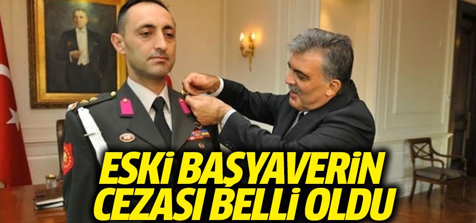 Abdullah Gül'ün eski başyaveri hakkında karar çıktı