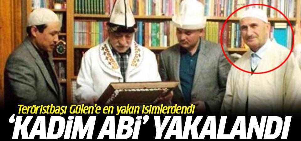 Gülen'in 'Onu üzen beni üzmüş olur' dediği FETÖ'cü yakalandı