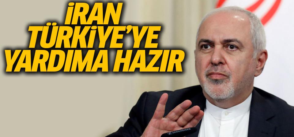 Deprem sonrası İran'dan Türkiye'ye yardım önerisi