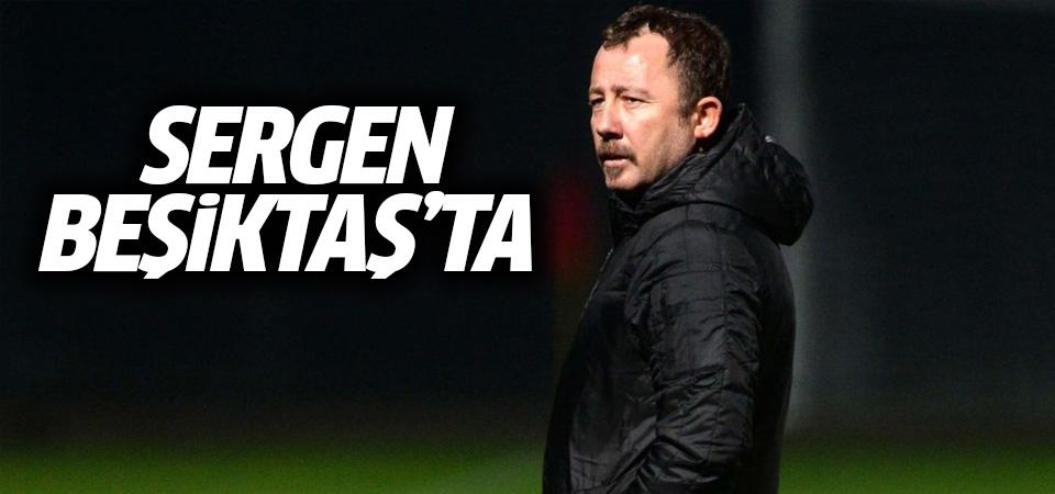 Sergen Yalçın, Beşiktaş'ta