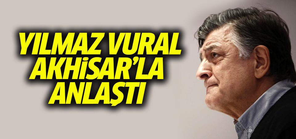 Akhisarspor, Yılmaz Vural'la anlaştı