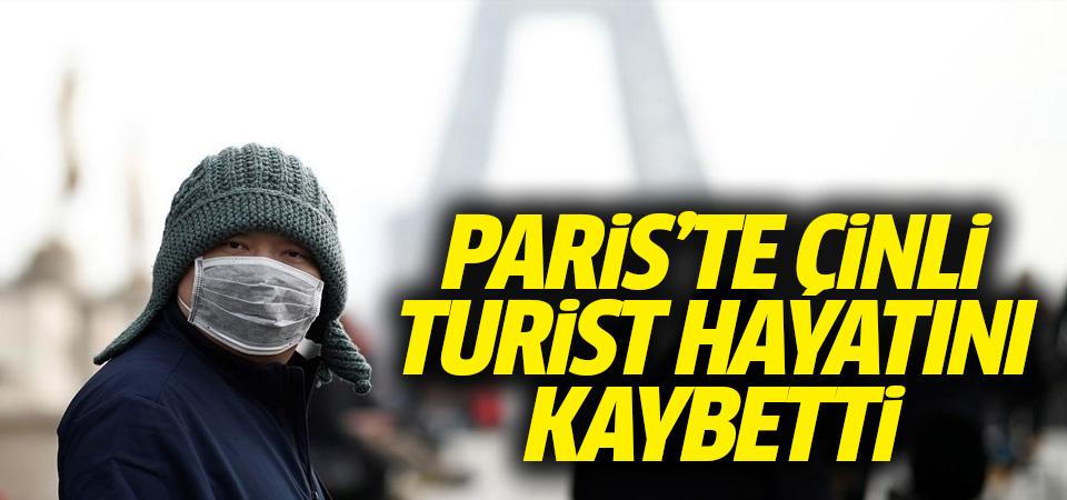 Avrupa'da ilk koronavirüs ölümü: Paris'teki Çinli turist hayatını kaybetti