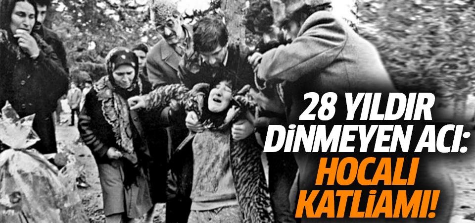 Tarihin karanlık gecesi Hocalı Katliamı! Katliamın tanığı işkenceleri anlattı