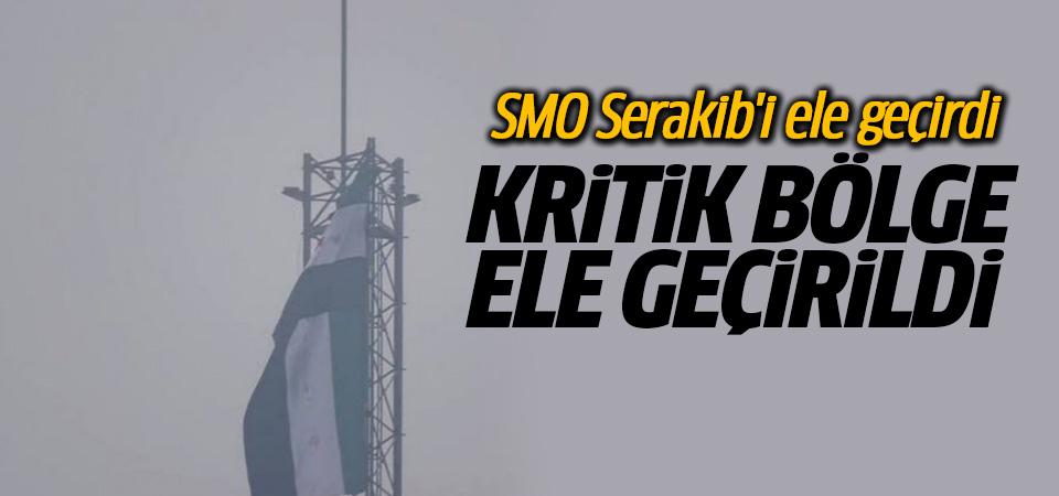 SMO Serakib'i ele geçirdi