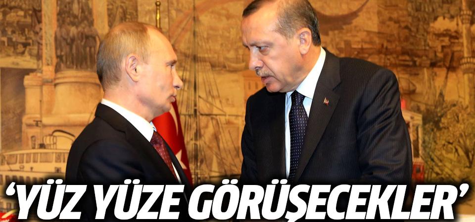 İletişim Başkanı Altun: Erdoğan ile Putin en kısa sürede yüz yüze görüşecek