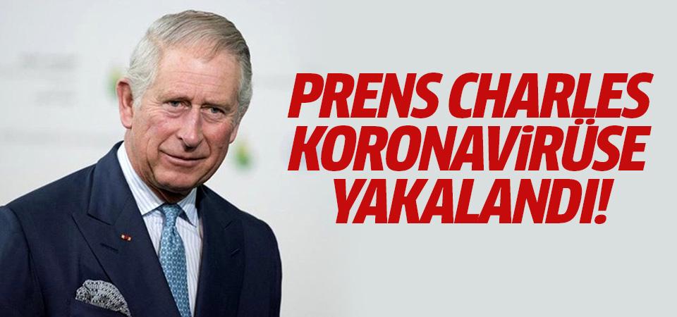 Prens Charles'ta koronavirüs tespit edildi