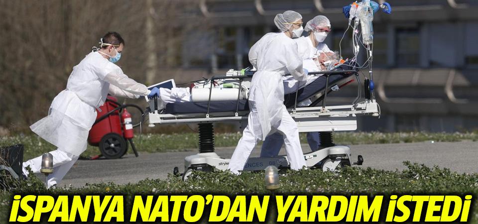 İspanya korona ile mücadele için NATO'dan yardım istedi