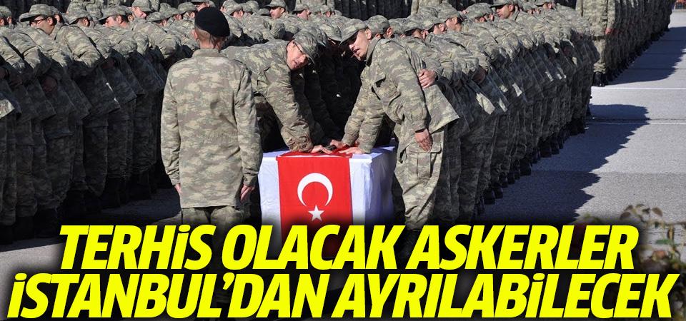 İstanbul Valisi Yerlikaya'dan terhis olacak askerle ilgili açıklama