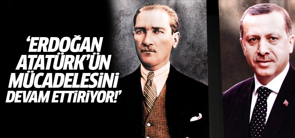 Fransız Le Monde: Erdoğan Atatürk'ün mücadelesini devam ettiriyor