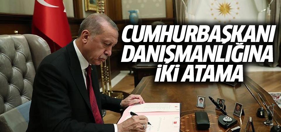 Cumhurbaşkanı Danışmanlığına 2 yeni atama: Ayhan Oğan ve Hamza Gedikoğlu