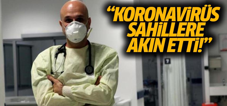 Bilim Kurulu üyesi Kayıpmaz: Koronavirüs resmen sahillere akın etti