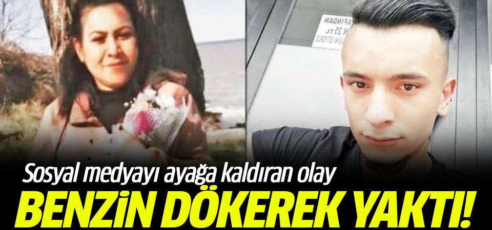 Merve Yeşiltaş yanarak hayatını kaybetti! Türkiye bu vahşeti konuşuyor!
