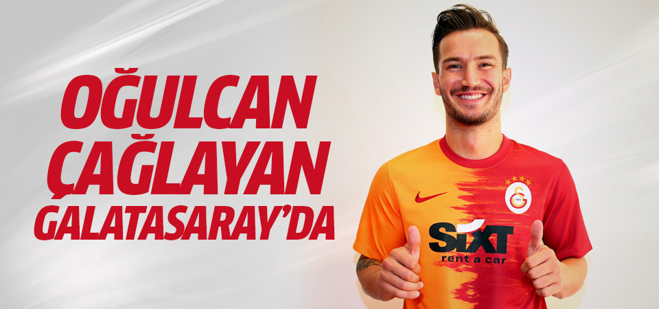 Oğulcan Çağlayan, Galatasaray'da