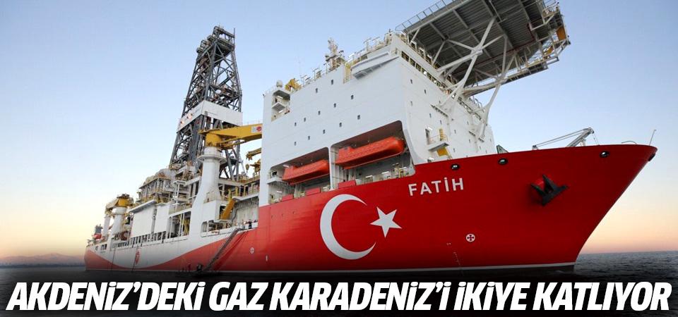 Doğu Akdeniz'deki gaz Karadeniz'i ikiye katlıyor! İşte aranan miktar...