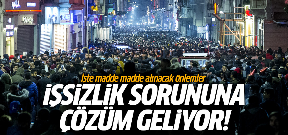 Berat Albayrak YEP'i açıkladı: İşsizlik sorununa çözüm geliyor!
